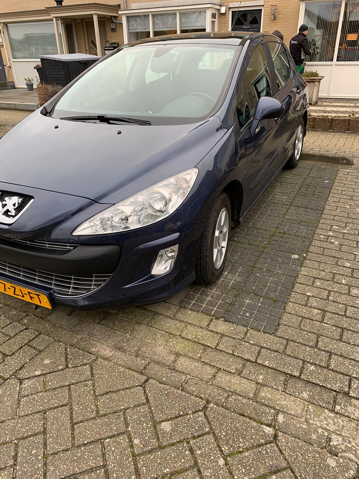 peugeot 308 eurotrexverkoop.nl